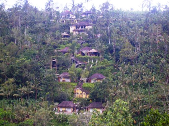 Land for sale in Ubud Bali Prime cliff top ( LUB072S )