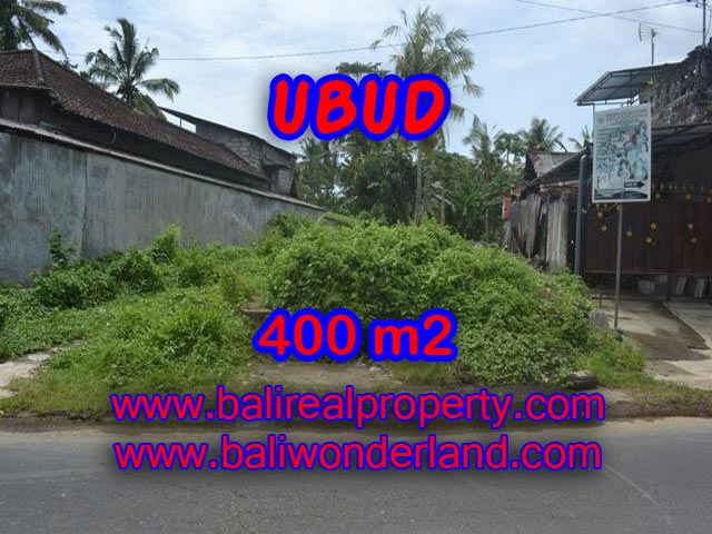 Land in Ubud for sale, Attractive view in Ubud Tegalalang Bali – TJUB355
