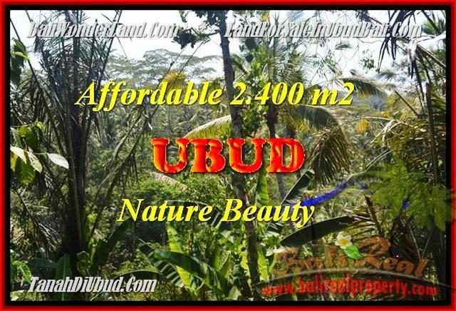 UBUD LAND FOR SALE TJUB454