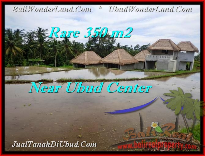 Exotic 350 m2 LAND IN UBUD FOR SALE TJUB476