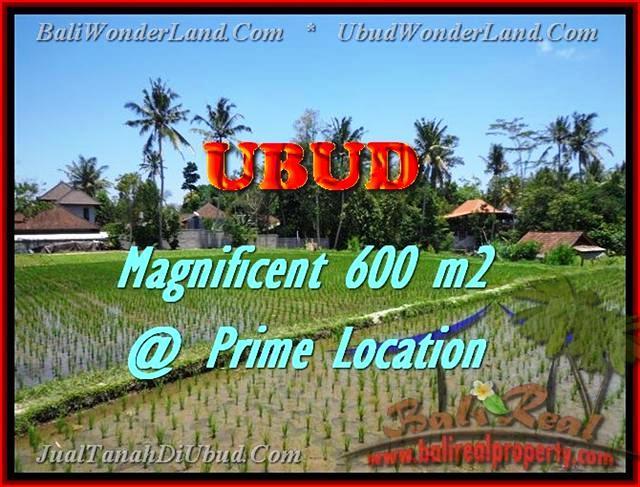 FOR SALE Affordable PROPERTY LAND IN Sentral Ubud BALI TJUB436