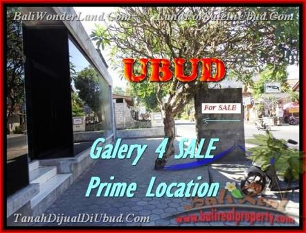 FOR SALE Affordable PROPERTY LAND IN Sentral Ubud BALI TJUB439