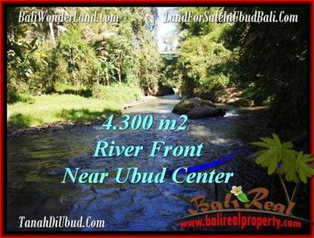 FOR SALE LAND IN Sentral Ubud TJUB499