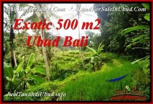 FOR SALE Beautiful LAND IN Ubud Tegalalang BALI TJUB538