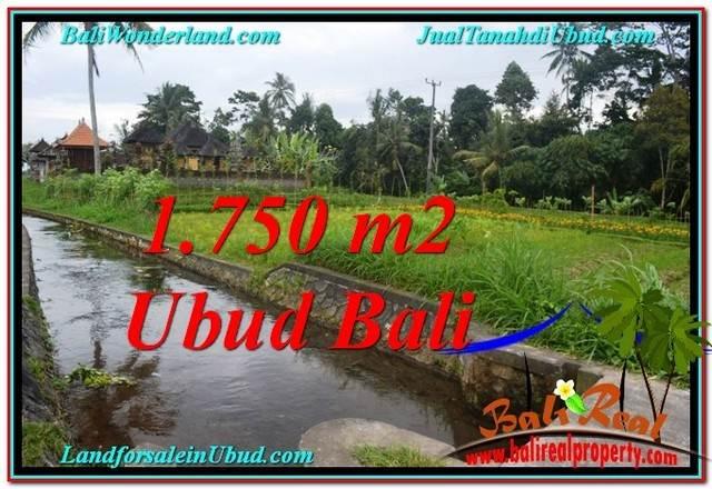 Exotic PROPERTY LAND SALE IN UBUD TJUB557