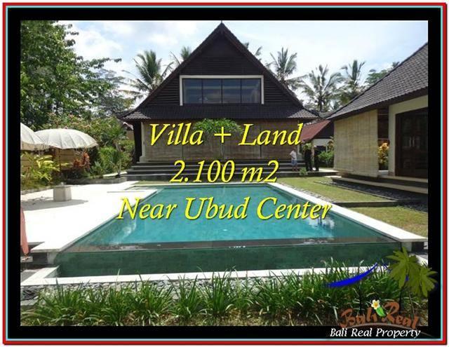 Exotic PROPERTY LAND FOR SALE IN UBUD BALI TJUB530