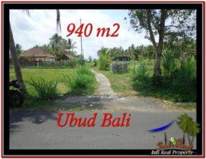 Beautiful LAND SALE IN UBUD TJUB531