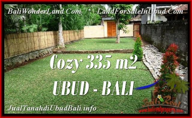 Magnificent PROPERTY 335 m2 LAND SALE IN Ubud Tegalalang TJUB537
