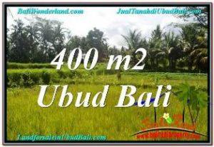 Affordable PROPERTY Ubud Pejeng 400 m2 LAND FOR SALE TJUB627