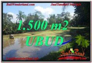 Exotic PROPERTY 1,500 m2 LAND FOR SALE IN Ubud Payangan TJUB630