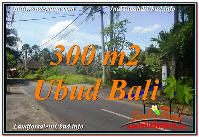 UBUD BALI LAND FOR SALE TJUB646