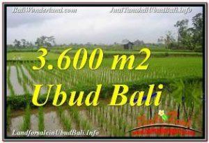 LAND FOR SALE IN UBUD TJUB673