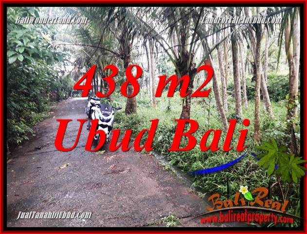 Exotic Property Ubud Bali Land for sale TJUB689