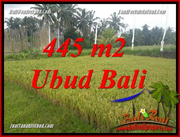 Land for sale in Ubud TJUB695