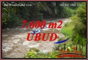 FOR sale Magnificent Property 7,600 m2 Land in Semana Badung TJUB705