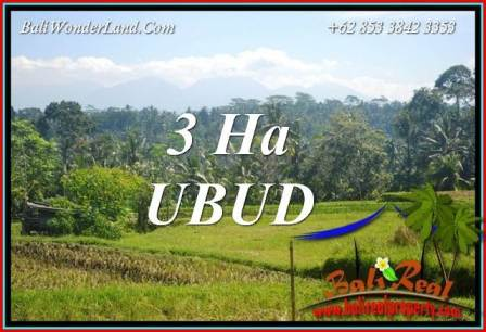 Magnificent Property Land in Ubud Bali for sale TJUB718