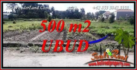 Exotic Ubud Land for sale TJUB720
