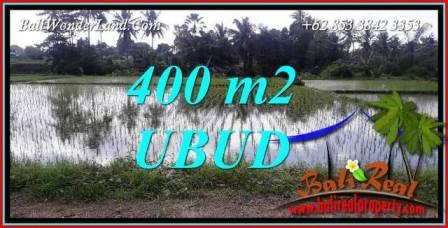 Magnificent 400 m2 Land for sale in Sentral Ubud TJUB721