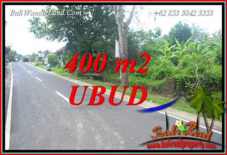 Land for sale in Ubud TJUB725