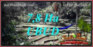 Exotic Land for sale in Ubud TJUB741