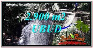 Beautiful LAND FOR SALE IN UBUD TJUB762