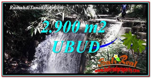 Beautiful LAND FOR SALE IN UBUD TJUB762