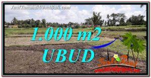 Affordable PROPERTY Sentral Ubud 1,000 m2 LAND FOR SALE TJUB765