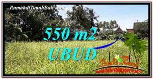 Beautiful LAND SALE IN UBUD TJUB766
